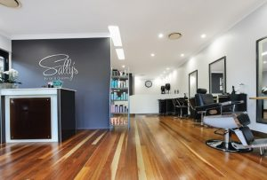 Sally's Hair Salon, Coorparoo