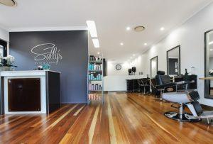Sally's Hair Salon, Coorparoo