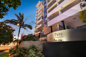 Parc Apartments, Brisbane