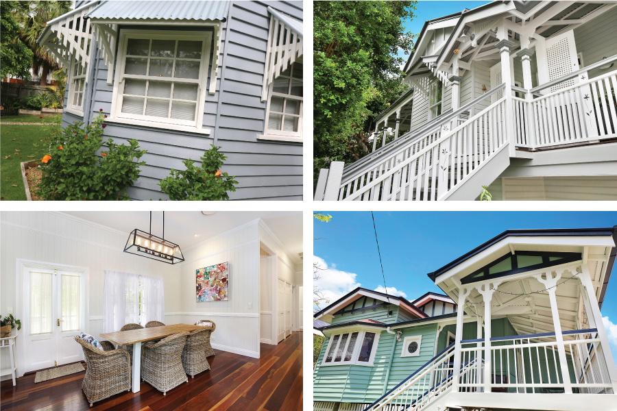 Queenslander features and embellishments
